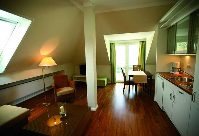 Apparthotel Seehof Appartement 10