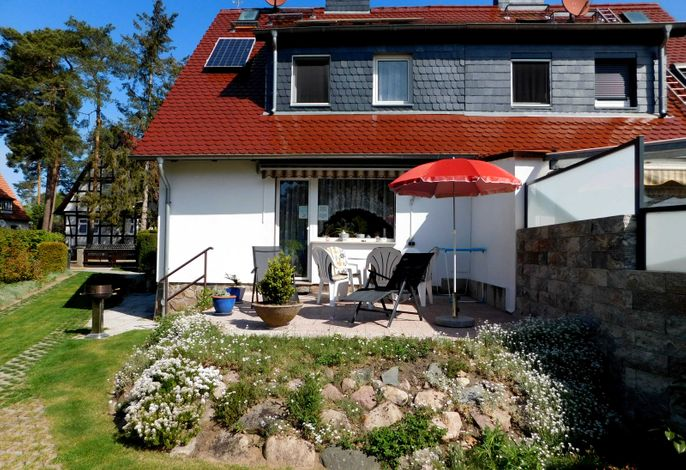 Ferienhaus-SUN-Schein in Templin