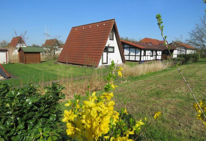 Ferienhaus Wigwam im Feriendorf Altes Land