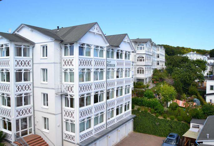 Villa Seeblick, App. 408 - mit herrlichem Meerblick