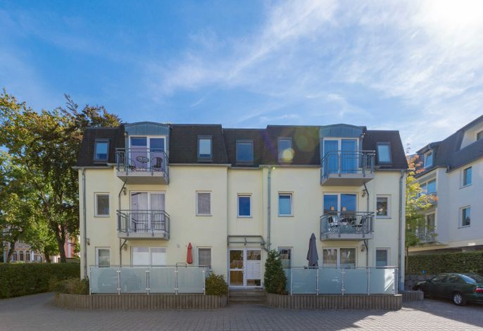 Appartementhaus Neuer Weg