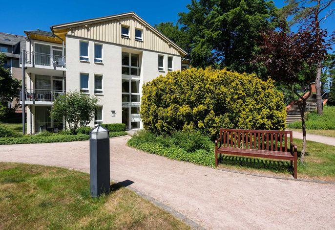 Strand Park Heringsdorf - strandnah/erste Reihe