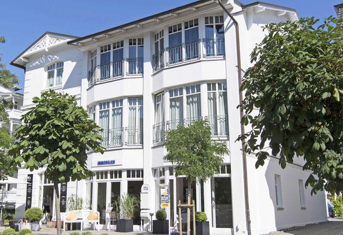 Villa Saxonia F640  WG 7 im Obergeschoss