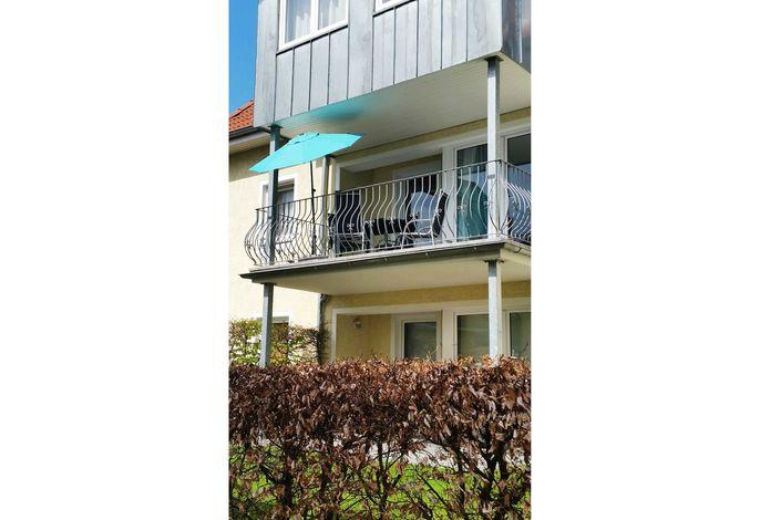 Ferienwohnung Sprotte mit gr. Balkon