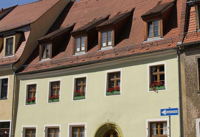 Ferienwohnung Grünes Haus - Torgau / Leipzig und Region