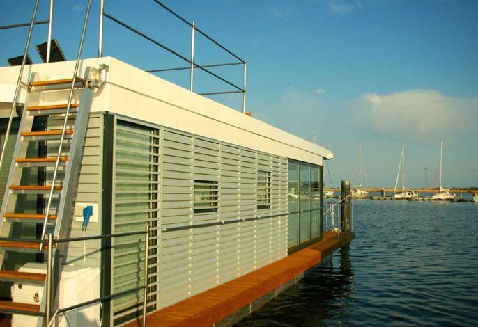 12. Hausboot Float & Load I 50 m²