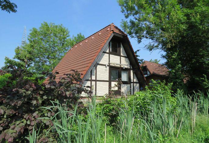 Ferienhaus Lederstrumpf im Feriendorf Altes Land