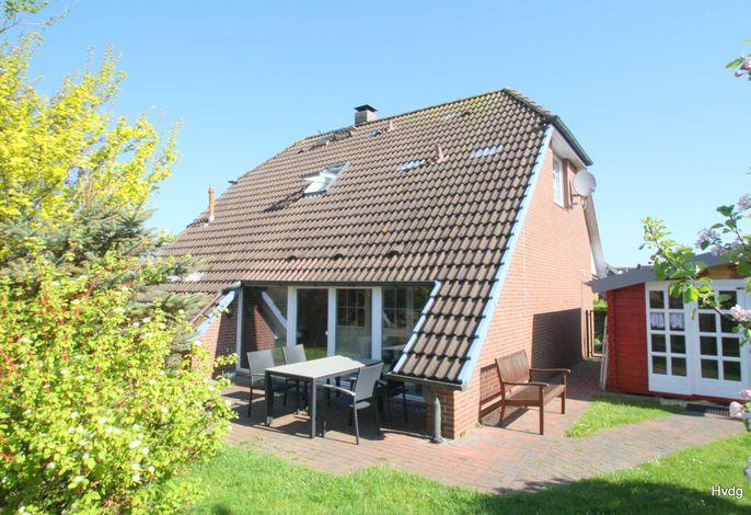 Ferienhaus Hindboll 25 mit Sauna und Kaminofen, Wlan