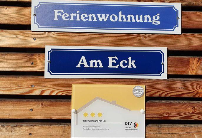 AM-Ferienwohnung Am Eck
