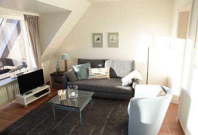 Modern und hochwertig gestaltetes Ferienappartement in Wenningstedter Strandlage