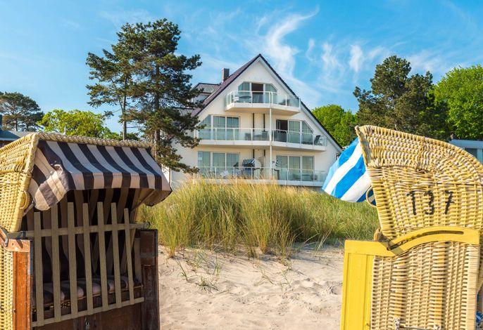 (GAR4d) Strandtraum - Haus Seelust