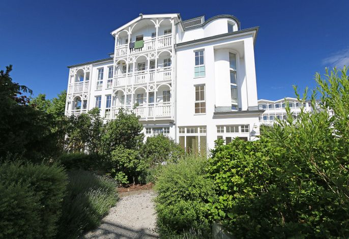 H: Seepark Sellin - Haus Moritzdorf Whg 447 mit Balkon