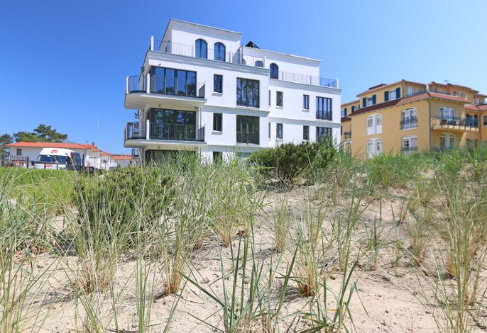 H: Strandvilla Andrea Whg. 04 mit Terrasse (Süd)