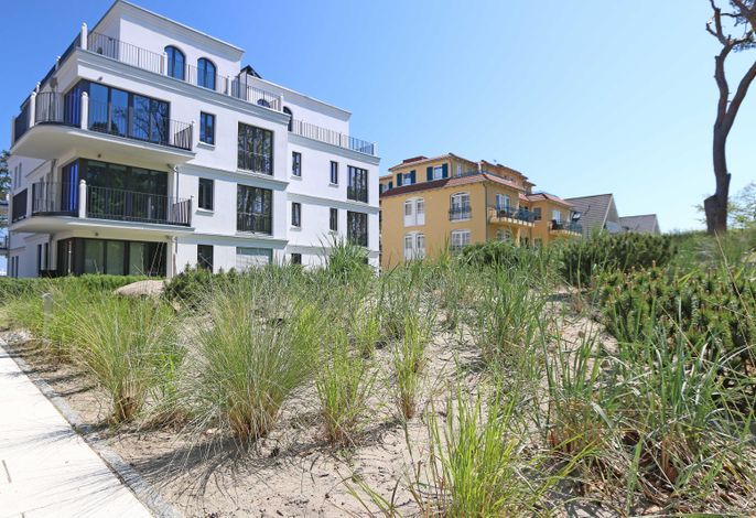 MZ: Strandvilla Andrea Whg. 07 Meerblick mit Balkon