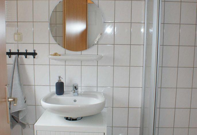 Koje 1 Bad mit Dusche