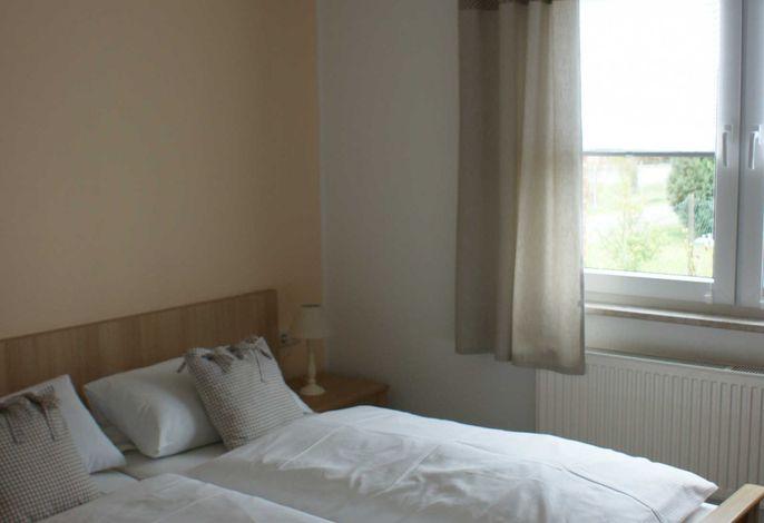 Koje 5 Schlafzimmer mit Doppelbett