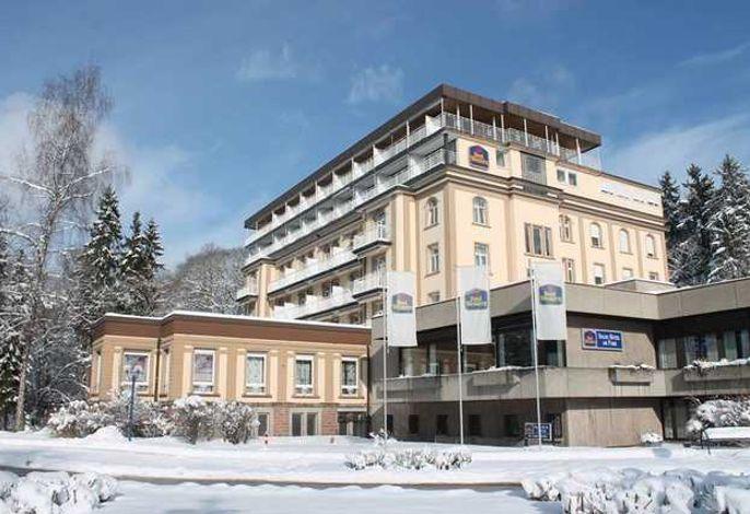 Best Western Soleo Hotel Am Park - Bad Dürrheim / Schwarzwald-Baar