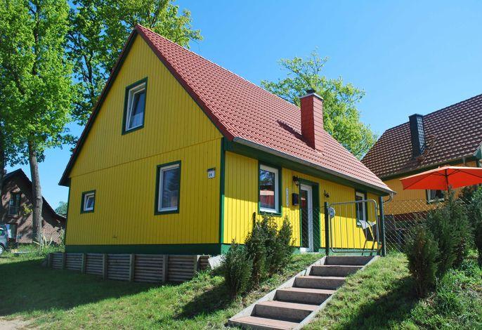 Ferienhaus Zislow am Plauer See für Familien mit Hund, WLAN