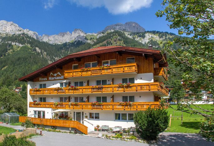 Appartments und Pension Mariandl