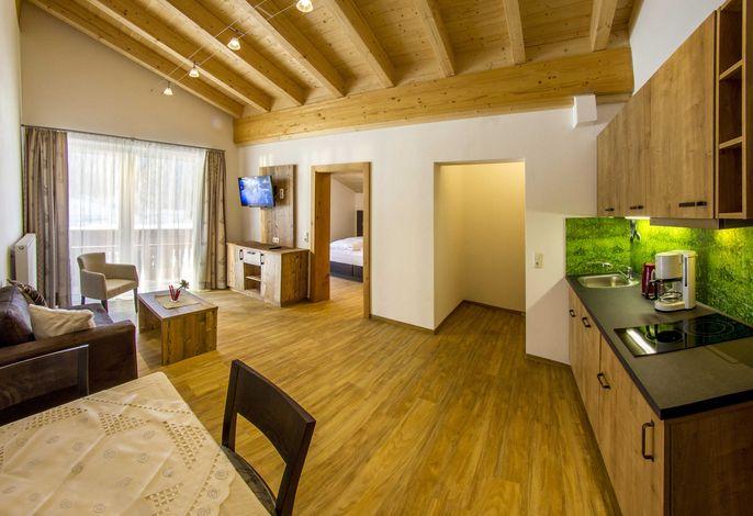 Wohnzimmer/ Esszimmer/ Küche