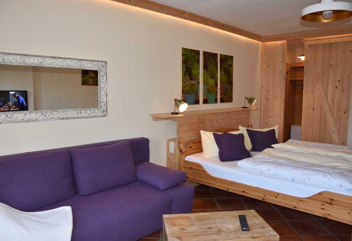 Bauernstube Morgenitz Doppelzimmer