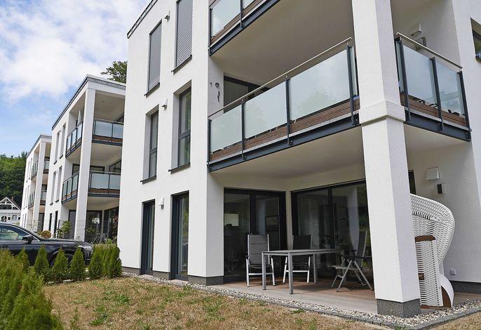 Haus Jasmund F 646  WG 02 Ferientraum Meeresrauschen