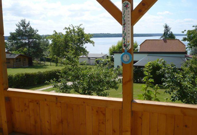 Ferienhaus auf Wassergrundstück direkt am Plauer See