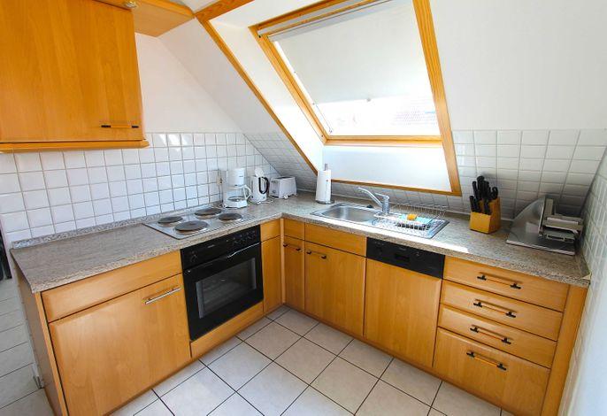 Reriker Sonnenhaus Obergeschoss, Familie Kraus
