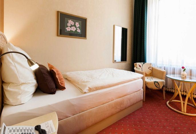 Park-Hotel Einzelzimmer