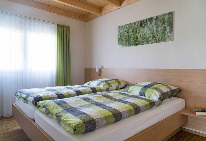 Unteres Schlafzimmer | Winzerhof Schmid Schwaigern