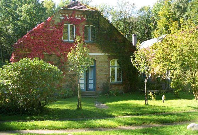 Ferienwohnung Kiekut im Ostseewaldhaus