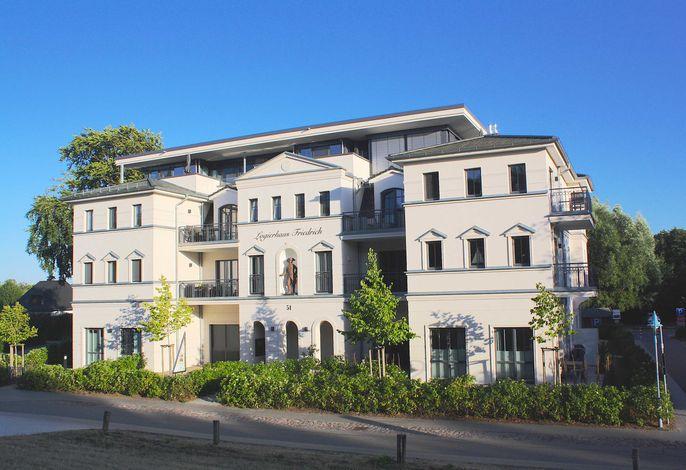 Logierhaus Friedrich WE 01 Beachhouse No.1