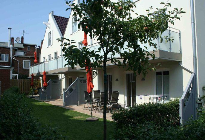 Stadtwohnungen 1 bis 5, Hafenstraße 10 A