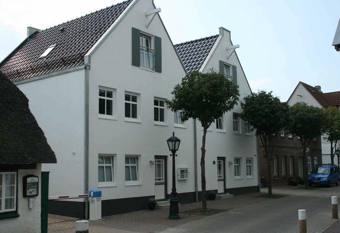 Stadtwohnungen 6 bis 9, Hafenstraße 10
