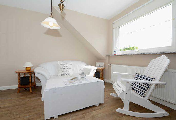 Ankommen, wohlfühlen und entspannen heißt es in dem gemütlichen Wohnbereich.