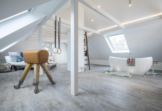 Apartement - Design-Studiowohnung in Gütersloh