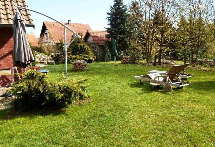 Landhaus am Kranichfeld Feldberger Seenlandschaft