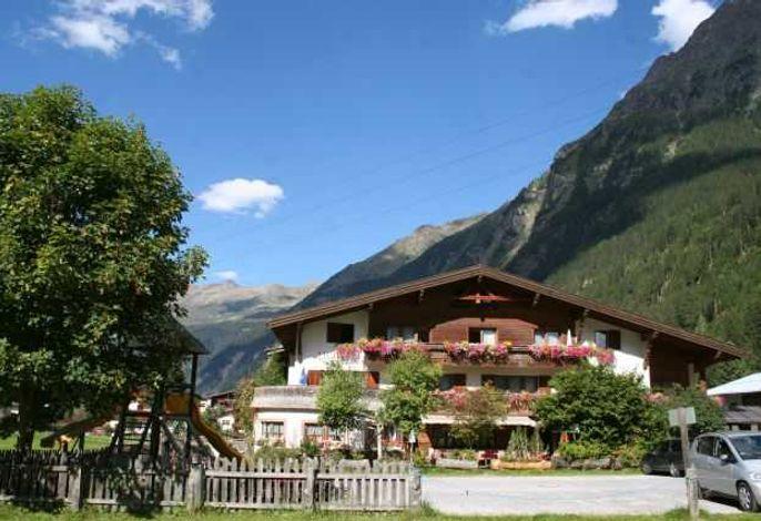 Apart Gletscherblick