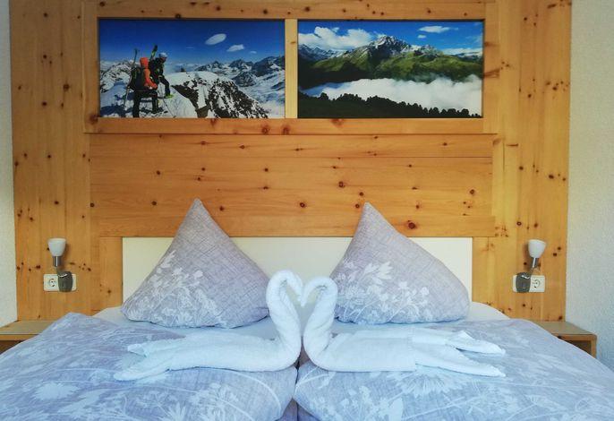Zirben - Schlafzimmer