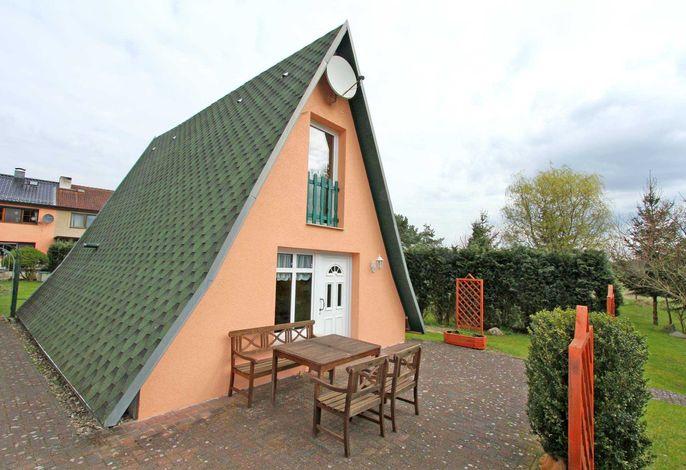 Finnhütte Klein Quassow SEE 9031
