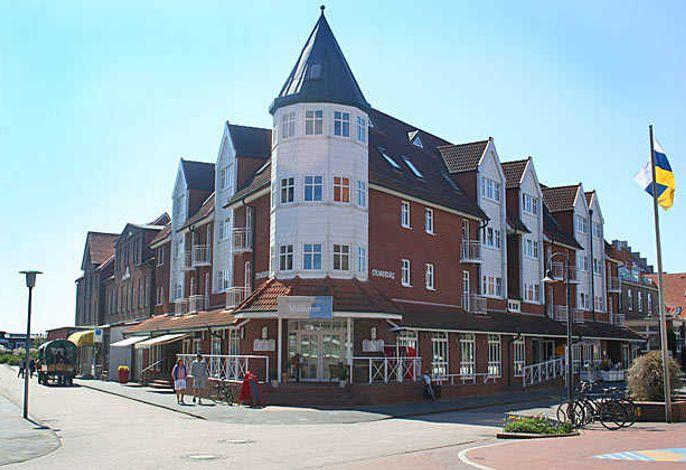 Inselresidenz Strandburg Juist Wohnung 309 Ref. 50976