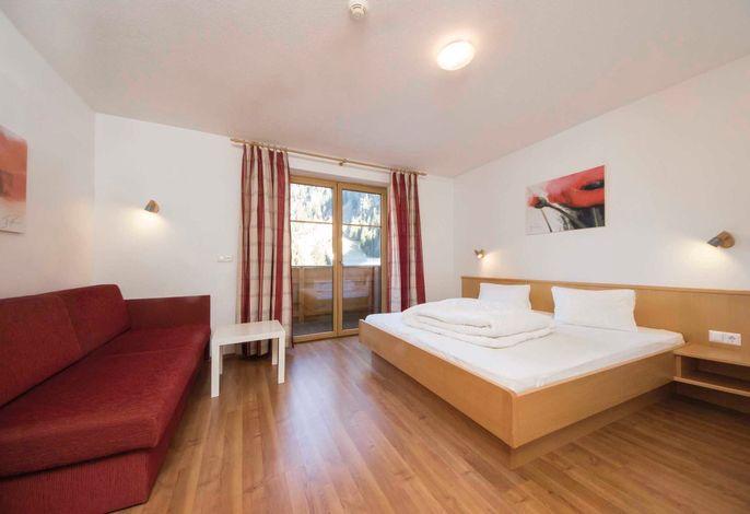 Appartement Verpeil, Schlafzimmer 3