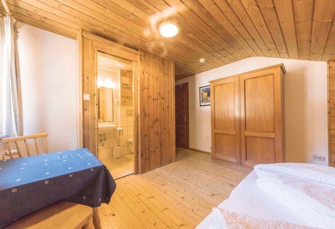 Appartement Gepatsch, Schlafzimmer 1