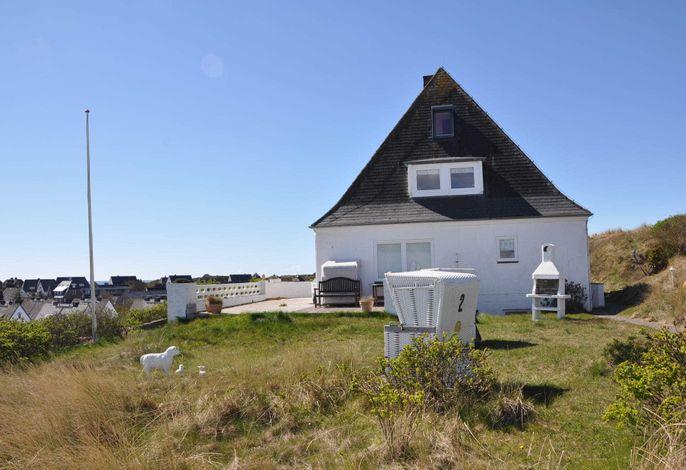 Alte Kommandeursvilla 5 Ferienwohnungen mit Meerblick