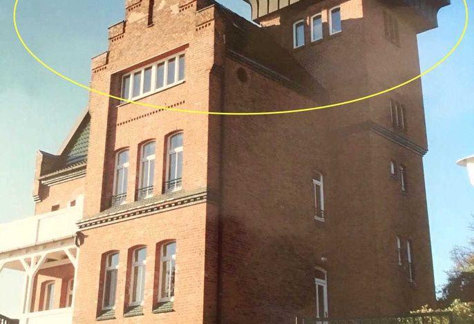 Seelotsenstation Turmwohnung Adlerhorst - Einmalig! -