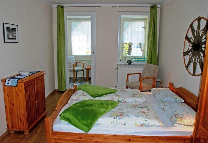 Ferienwohnung Granitz / Schlafzimmer