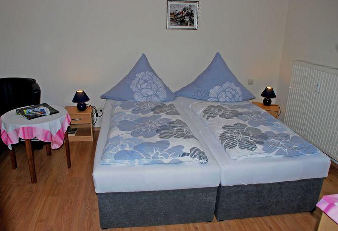 Ferienwohnung Ostsee / Schlafzimmer