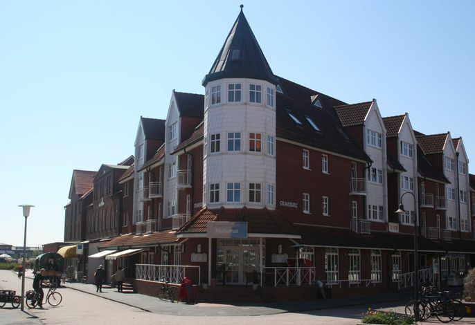 Inselresidenz Strandburg Juist FeWo 310 Ref. 50977