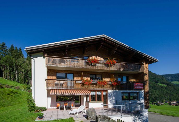 Appartement Greber, Haus Gertrud