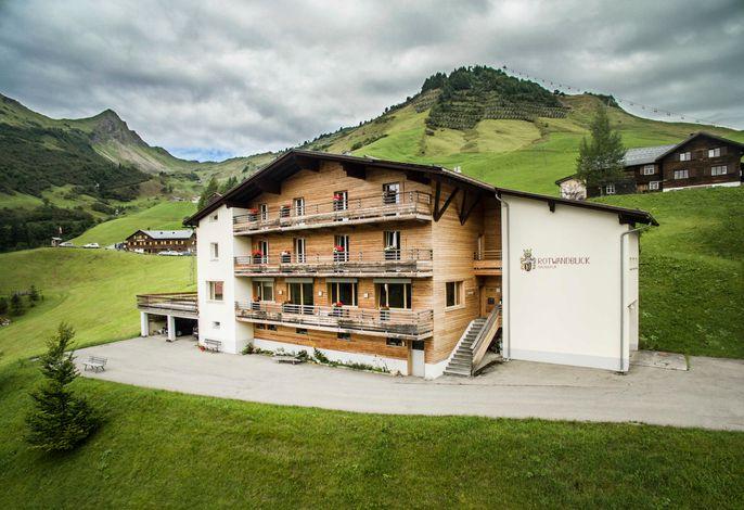 Appartementhaus Rotwandblick